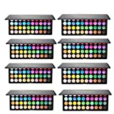 SHANY Eyeshadow Palette, Boutique, 40 Color (8pack)