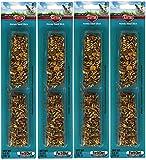 (4 Pack) Kaytee Forti-Diet Pro Health Chinchilla Honey Treat Sticks (3.6 oz. Per Pack)