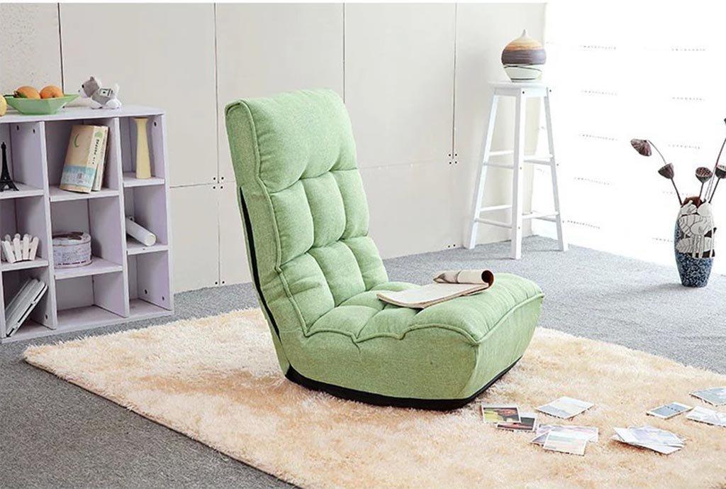 sofà pigro singoli lettini creativo del computer poltrona pieghevole camera da letto del salone casuale indietro ( colore : # 1 ) LHL-SF