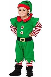 Liqiqi - Set de Disfraces de Navidad para Adultos y niños, Disfraz ...
