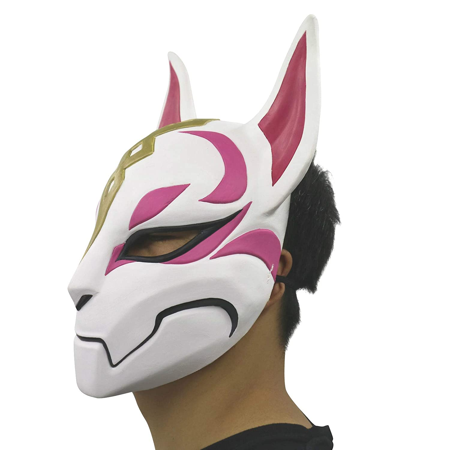 Fortnite Mask for Adult Haloween Cosplay Mask Costume Game Toy