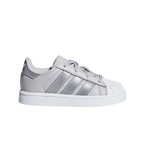 Adidas Superstar I, Zapatillas Unisex Niños: Amazon.es: Zapatos y complementos