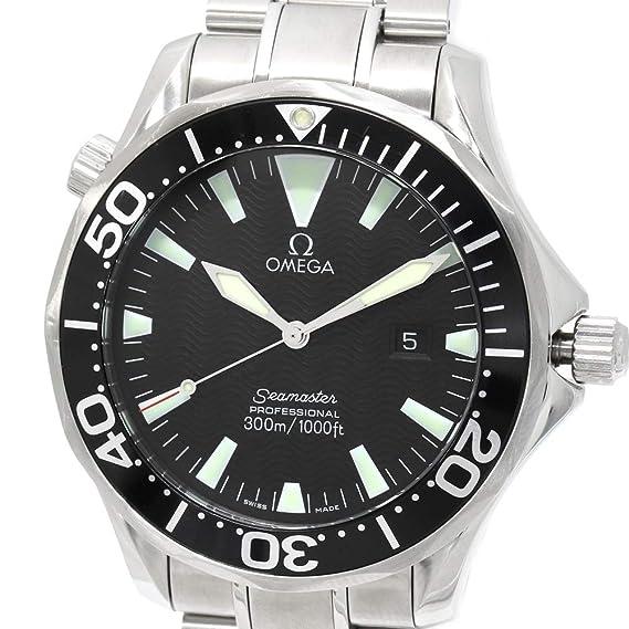 low priced f0c1e 19e97 Amazon | [オメガ]OMEGA 腕時計 シーマスター300m ...
