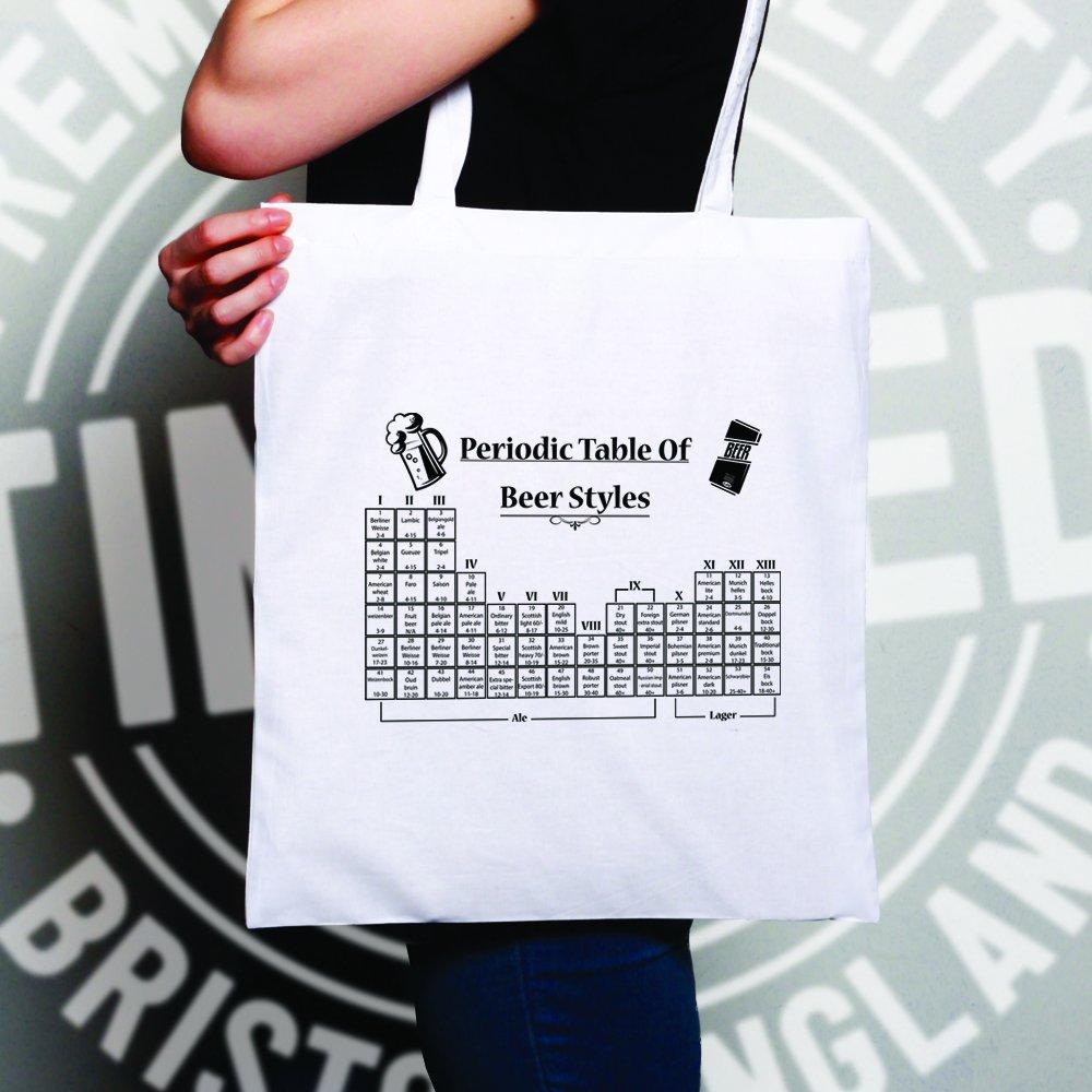 Amazon.de: Periodensystem der Bier Alkohol Drink Drunk Funny Slogan ...