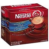 NES61411 - Nestle No-Sugar-Added Hot Cocoa Mix Envelopes 30 pack/0.28 oz each/net wt 8.46 oz