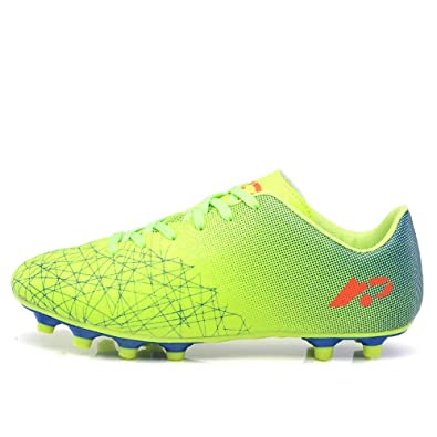 2eae23542 Amazon.com | YING LAN Men's Boy's Turf Cleats Soccer Athletic Football  Outdoor/Indoor Sports Shoes AG | Soccer