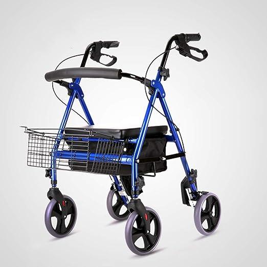 Andador con ruedas para trabajo pesado con capacidad de 350 lb ...