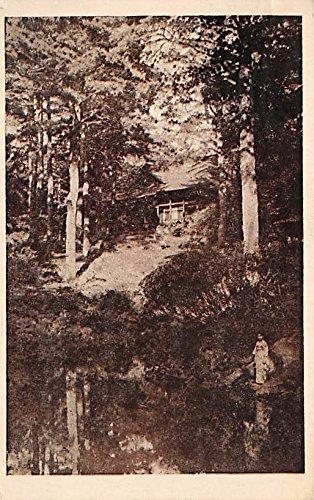 Reflection of Grand Stairway Sho Foo Den Merriwold Park, New York, Postcard ()