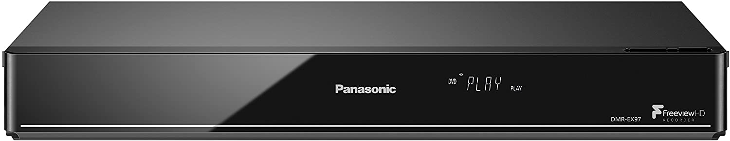 DVD Player Recorder With Hard Drive And Freeview