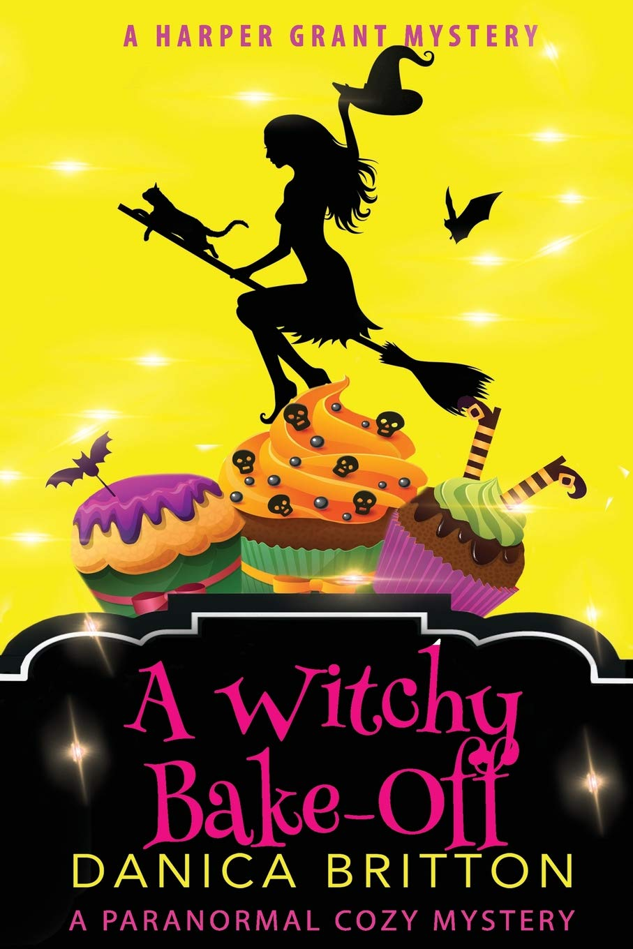 A Witchy Bake-off (Harper Grant Mystery Series): Amazon.es ...
