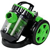 MONZANA Cyclonic Bagless Cylinder Vacuum 1000W ECO Hoover -  8 Stage HEPA-Filter