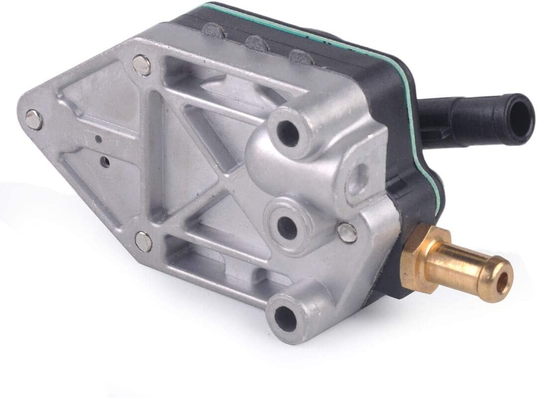 18-7352 Fuel Pump With Gaskets for Johnson Evinrude Engine 388268 385781 394543 HuthBrother 438556