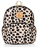 TWELVElittle Kids Little Companion Backpack, Leopard