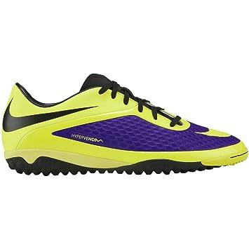 nike hypervenom yellow purple