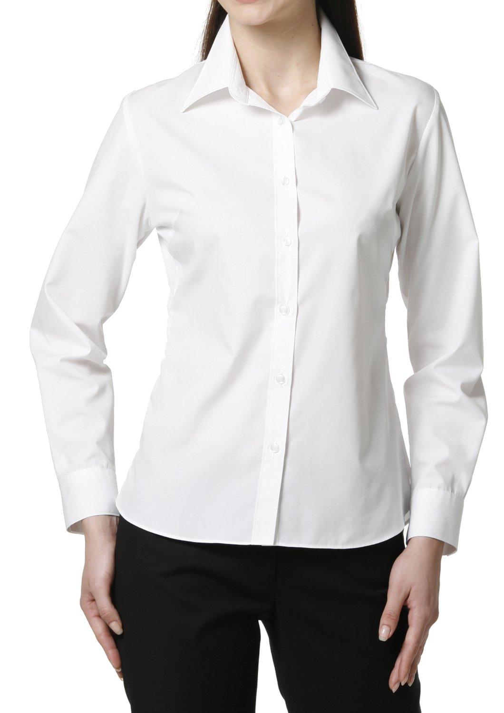 CorLeonis(コルレオニス)動きやすいストレッチ & お手入れ簡単な シャツブラウス 長袖 B07F9PGQ3X L3|ホワイト3枚セット ホワイト3枚セット L3