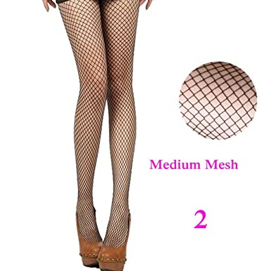 d205a12b698 Wattern Women Jacquard Sexy Small Medium Mesh Pantyhose High Tights Fishnet  Stockings