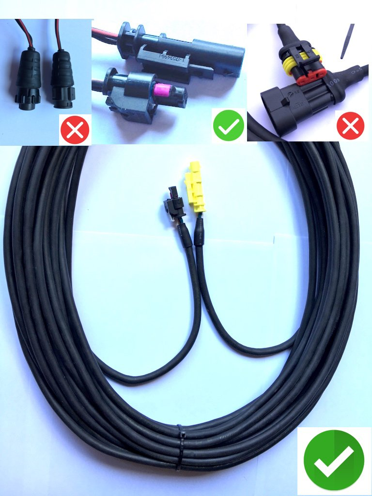 ecobioe NErgy - Aftermarket Notebook Transformador Cable Husqvarna ...