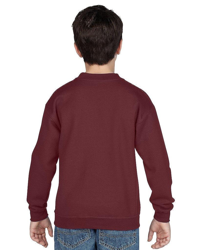 ARTIX Camp Half-Blood Cool Demigods Long Island Soundtrack Olympians Unisex Youth Kids Crewneck Sweater Clothing Small Claret Red