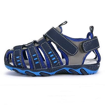 48a62394c547a1 Chaussures bébés Chaussons Bébé,Xinantime Enfants Bébé Enfants Chaussures  Garçon Fille Fermé Toe Beach Sandales