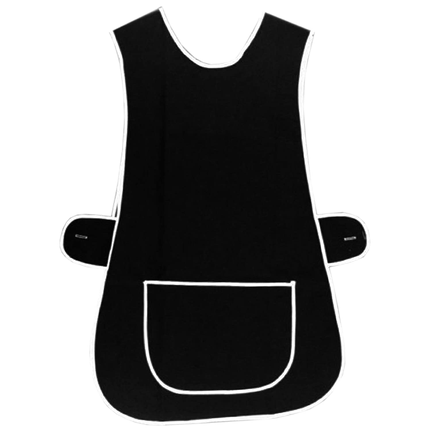 White apron catering menu - Myshoestore Ladies Womens Tabard Home Work Kitchen Cleaning Chef Catering Cleaners Workwear Poly Cotton Overall