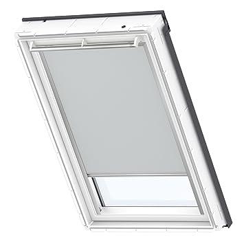 Velux Original Verdunkelungsrollo Für Dachfenster Y47 Uni Hellgrau