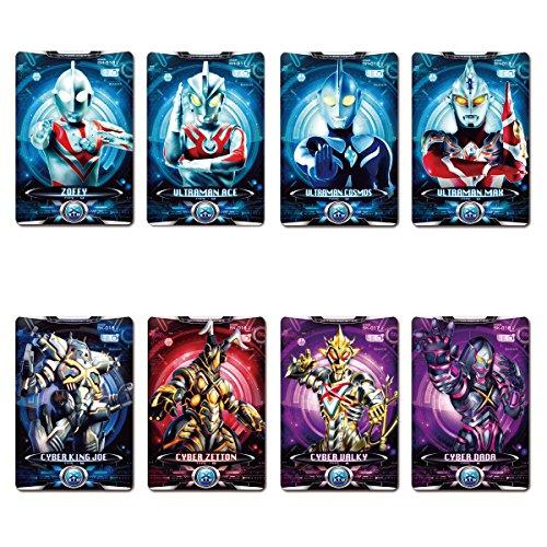 Ultraman X Cyber Card Set Vol.3