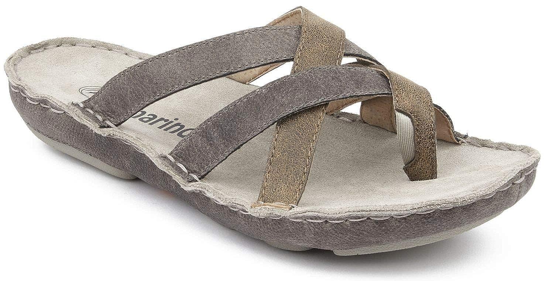 Tamarindo Yucca Sandal Mens Woven Leather Flip Flop
