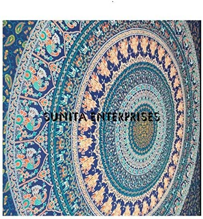 Queen Dorm Wall Hanging Red Camle Mandala Tapestries tapestry wall hanging