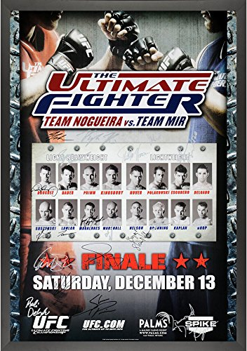 ultimate fighter season 20 - 5
