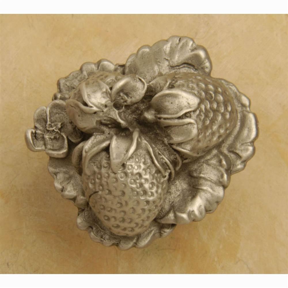 New strawberry knob (Set of 10) (Bronze Rubbed)