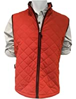 Field Amp Stream Men S Quilted Fleece Lined Vest At Amazon