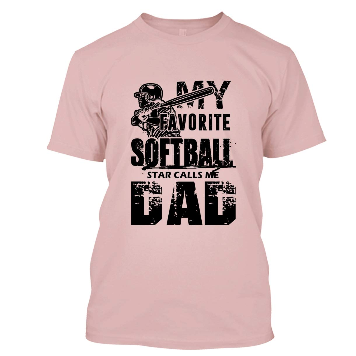 Amazon Bigtees Softball T Shirt Softball Dad Cool T Shirts