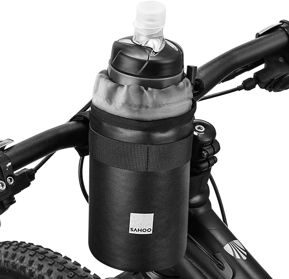 Water Bottle Cage Mount Drink Bicycle Handlebar MTB Bike Cup Holder Cycling