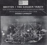Britten:The Golden Vanity, Friday Afternoons-The Ballard of Little Musgrave and Lady Barnard