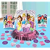 Disney Princess Dream Big Party Table Decorations Kit (Centerpiece Kit) 23 PCS - Kids Birthday and Party Supplies Decoration