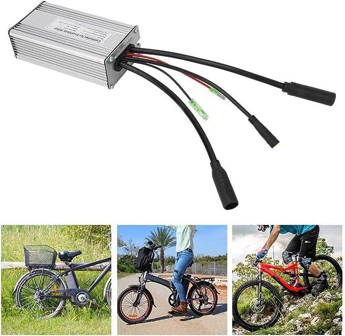 1000W 48V Alupre /Écran LCD /étanche Panneau v/élo /électrique E-Bike Scooter Brushless Controller Kit