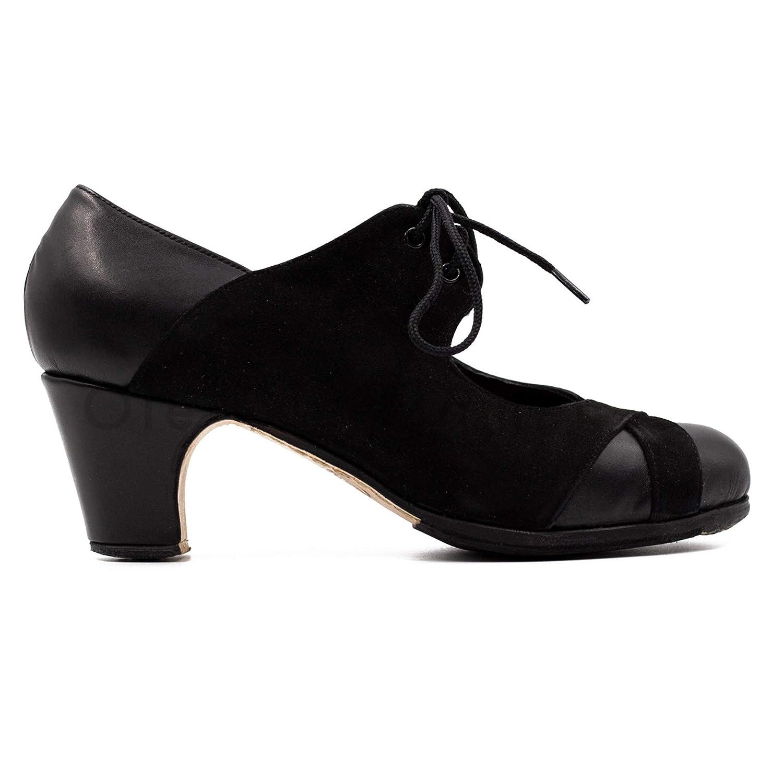 Ole Ole Flamenco Shoes for Women Gallardo Yerbabuena Professional Shoes