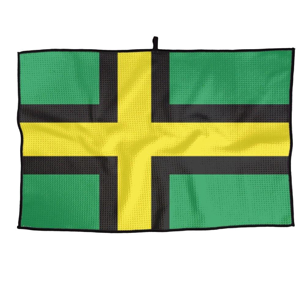 ゲームLife Sweden Flag Personalizedゴルフタオルマイクロファイバースポーツタオル   B07FC8LXYM
