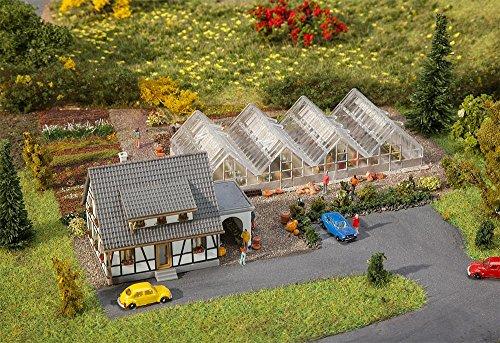 Faller 282788 Gardener Center Z Scale Building Kit