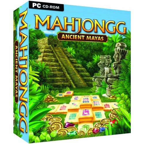 Mahjongg Ancient Mayas - PC (Tikal Board Game)