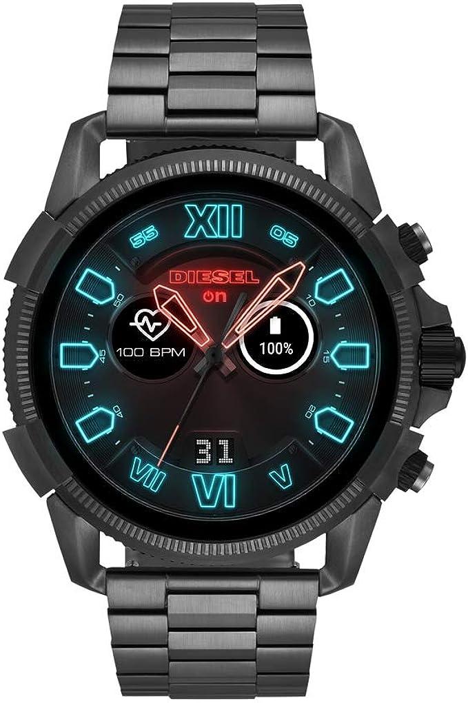 Diesel Smartwatch DZT2011: Amazon.es: Relojes