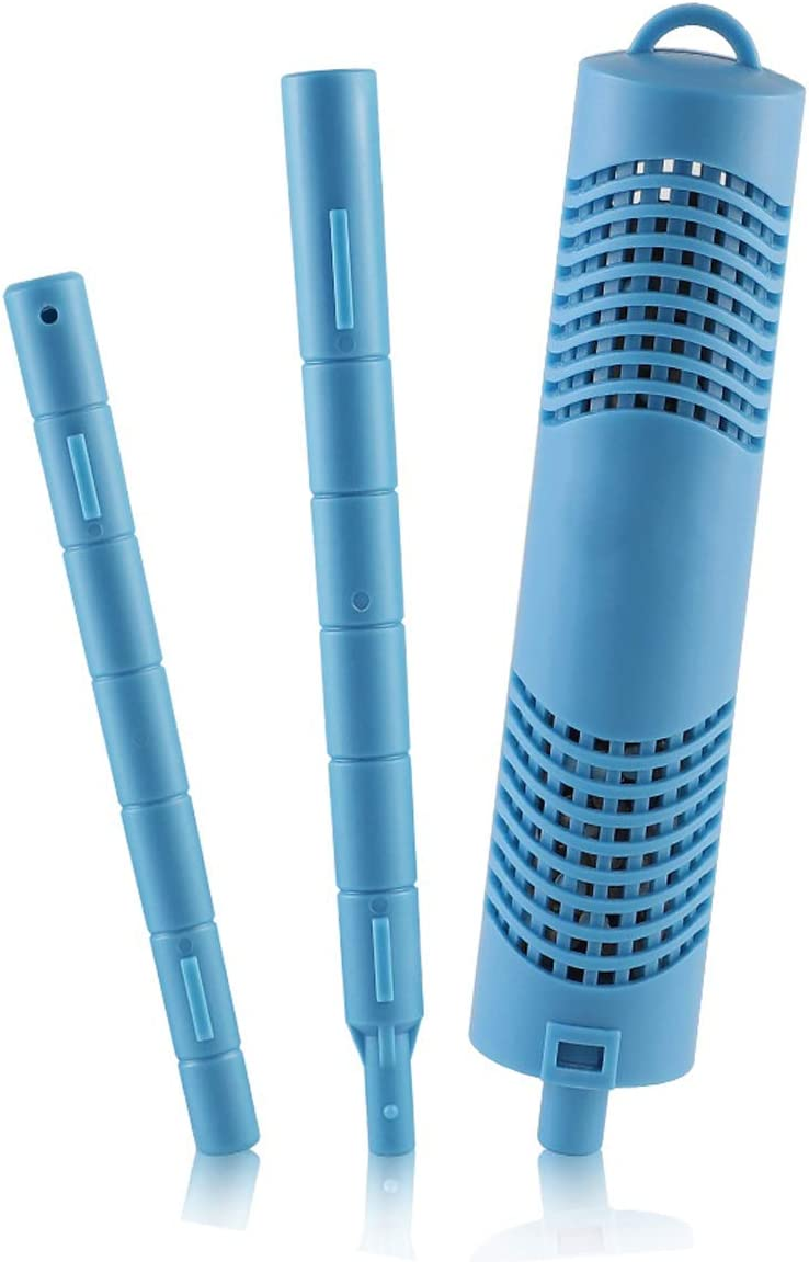 Bilinavy Spa in-Filter Mineral Sticks Parts for Hot Tub Filter Cartridge Blue Last for 4 Months 2PCS