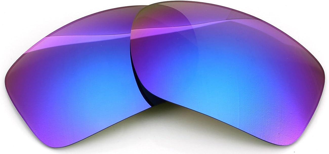 Violet Polarized IKON Replacement Lenses For Maui Jim Peahi MJ-202 Sunglasses