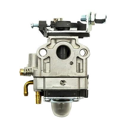 11mm Carburador Carb Recambio Motor Cobertura Recorte 2 Tiempos ...