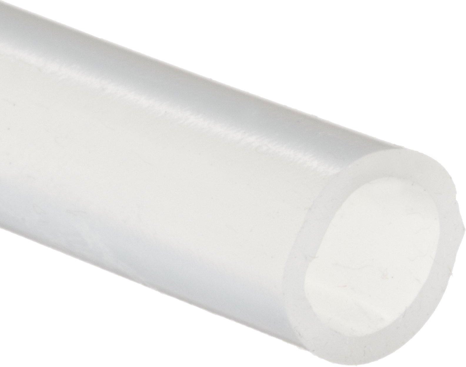 Tygon Versilic SPX-50 Silicone Tubing, 3/8'' ID, 1/2'' OD, 1/16''  Wall, 50' Length, Translucent