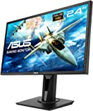 ASUS VG245H 24-inch Gaming Monitor, FHD (1920 x 1080), 1 ms, Upto 75 Hz, HDMI, D-Sub, Super Narrow Bezel, FreeSync via HDMI, Low Blue Light, Flicker Free