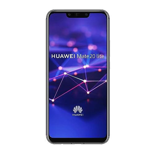 Huawei Mate 20 Lite Smartphone Dual SIM de 6 3 Full HD Kirin 710 4 GB de RAM 64 GB de memoria interna cámara dual de 24 2 MP negro