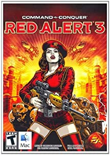 command and conquer alerte rouge 3 mac