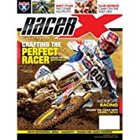 1-Year (12 Issues) of Racer X Illustrated Magazine Subscription