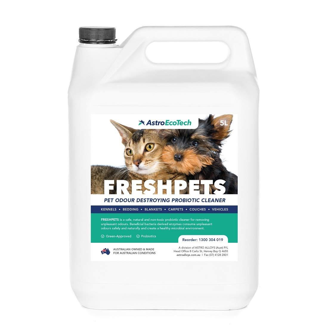 5Lt FreshPets Pet Odour Remover (5Lt)